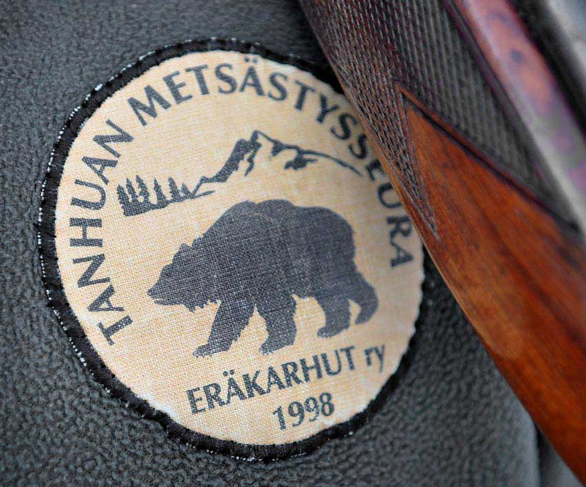 Metsästysmuseon kokoelmissa on metsästysseurojen merkkejä yli 1 200 kappaletta.